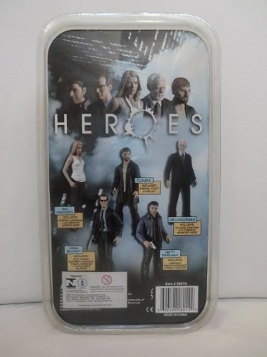 Heroes - Mr. Linderman - Diamond Select Toys