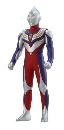 Ultraman - Tiga Ultra Hero 500 Series N.08 - Bandai