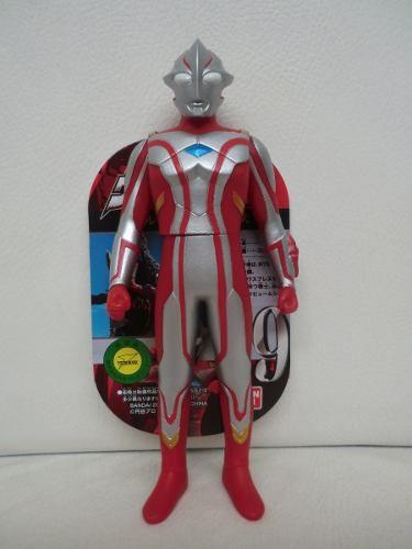 Ultraman - Mebius Ultra Hero 500 Series N.19 - Bandai