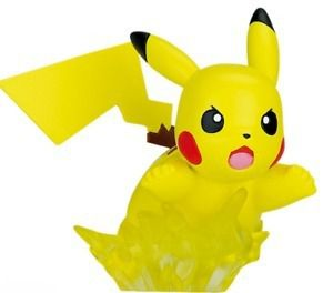 Pokemon - Style Figura Pikachu - Takara Tomy A.r.t.s (1)