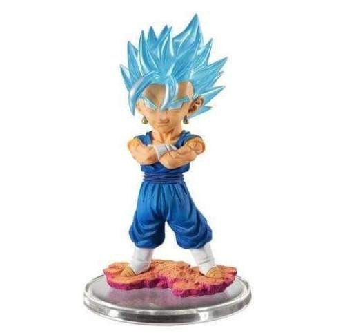 Dragon Ball Z - S.s. Blue Vegetto Figure - Gashapon Bandai Ug 05
