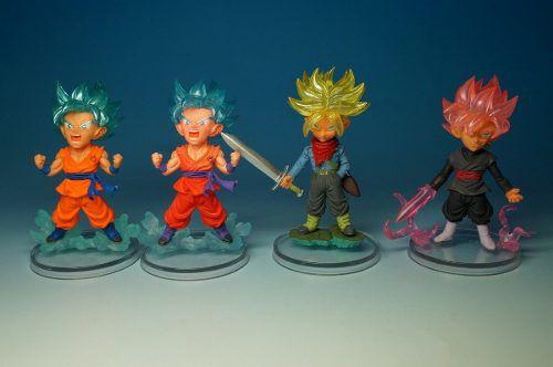 Dragon Ball Z - S.s.blue Goku Kaioken - Figure Gashapon Band 01