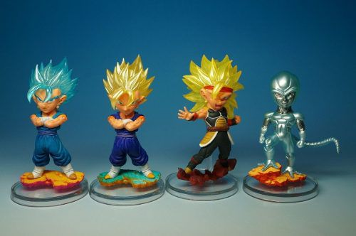 Dragon Ball Z - Metal Cooler - Figure Gashapon Bandai 02