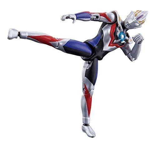 Ultraman - Orb Spacium Zeperion Ultra Action Figure - Bandai