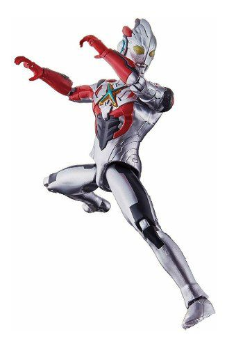 Ultraman - X Ultra Action Figure - Original Bandai