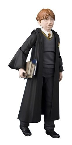 S.h. Figuarts Harry Potter Ron Weasley - Bandai Original