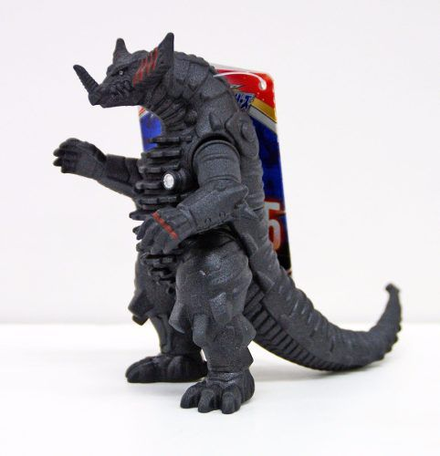 Ultraman - Ultra Monster Series N.75 - Mecha Gomora - Bandai