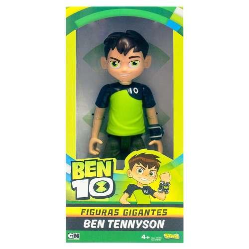 Ben 10 - Boneco Articulado De 30 Cm - Ben Tennyson - Sunny