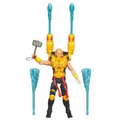 Marvel - Thor Mighty Avenger - Dual Missile Deluxe - Hasbro