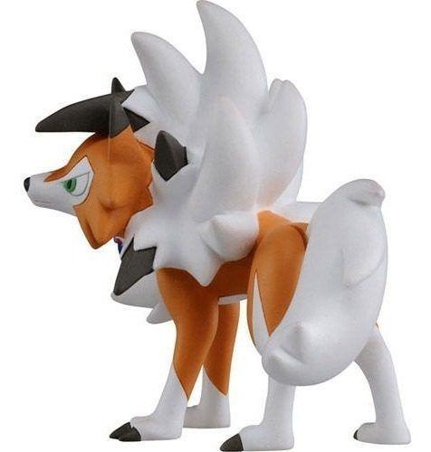 Pokemon Lycanroc Esp-05 Monster Collection - Takara Tomy