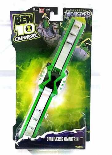 Relogio Ben 10 Omnitrix Omniverse - Original Bandai