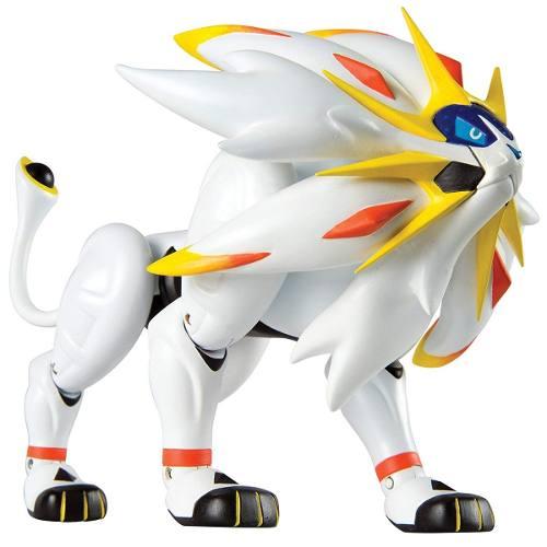 Pokemon Lendario Legendary - Boneco Solgaleo 17 Cm - Tomy