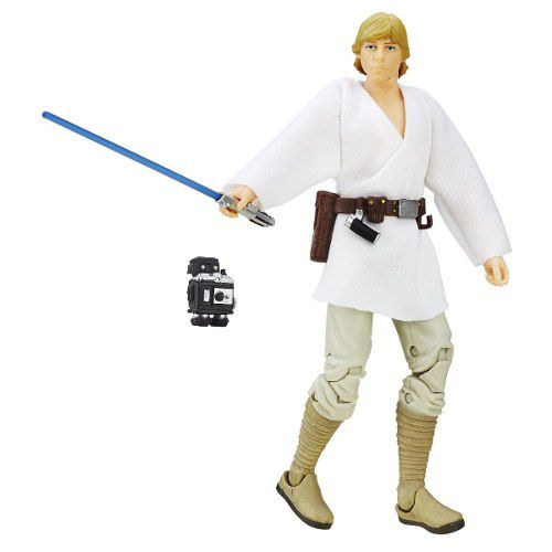Star Wars - The Black Series - # 21 Luke Skywalker - ( Hasbro )