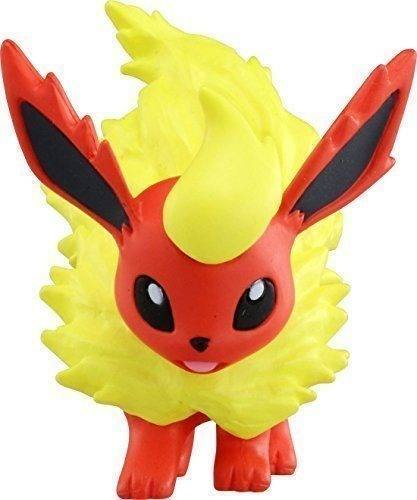 Pokemon - Flareon Emc-24 Xy - Monster Collection - Takara Tomy