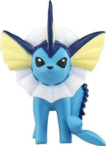 Pokemon- Vaporeon Emc-21 Xy - Monster Collection - Takara Tomy