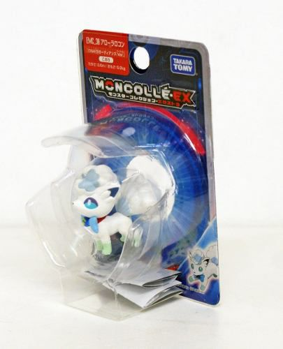 Pokemon - Alola Vulpix Emc-30 Xy - Monster Collection - Takara Tomy