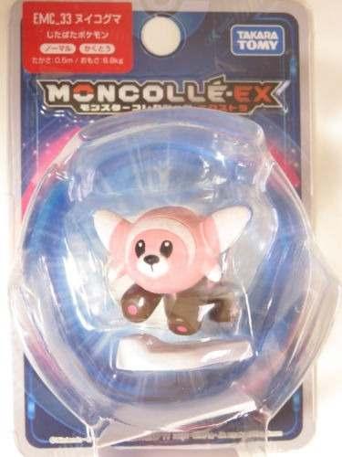 Pokemon - Stufful Emc-33 Xy - Monster Collection - Takara Tomy