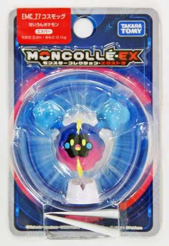 Pokemon - Cosmog Emc-27 Xy - Moncolle Ex - Takara Tomy
