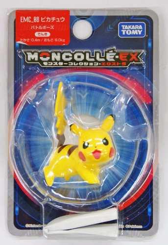 Pokemon - Pikachu - Emc-08 Xy - Monster Collection - Takara Tomy