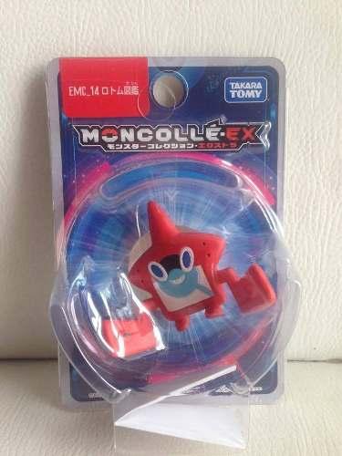 Pokemon - Rotom Rokedex - Emc-14 Xy - Takara Tomy