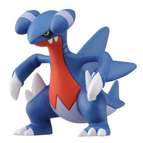 Pokemon - Gabite - Mc-037 Xy - Monster Collection - Takara Tomy