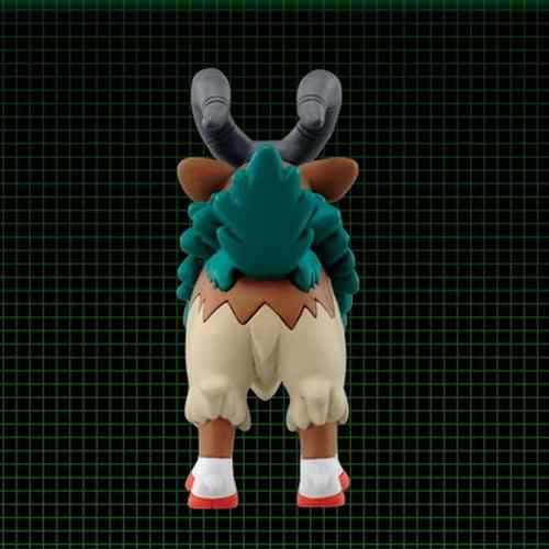 Pokemon - Gogoto - Mc-010 Xy - Monster Collection - Takara Tomy