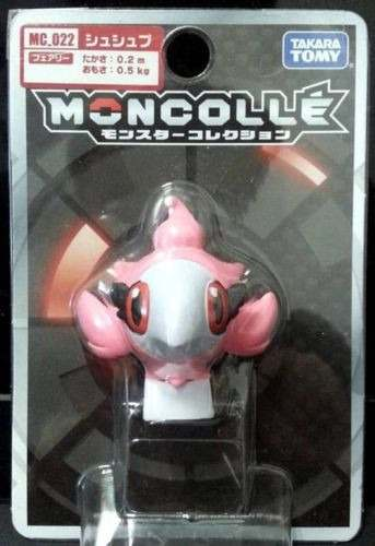 Pokemon - Spritzee - Mc-022 Xy - Monster Collection - Takara Tomy