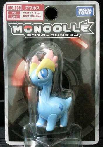 Pokemon - Amaura - Mc-030 Xy - Monster Collection - Takara Tomy