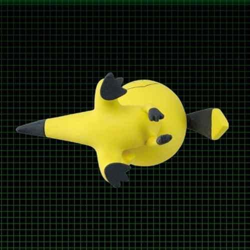 Pokemon - Erikiteru - Mc-08 Xy - Monster Collection - Takara Tomy