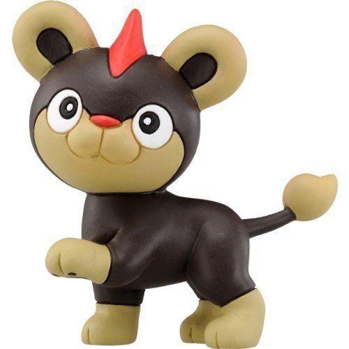 Pokemon - Litleo - Mc-017 Xy - Monster Collection - Takara Tomy