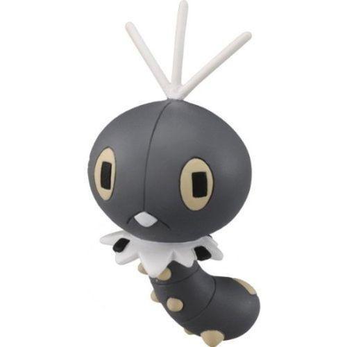 Pokemon - Scatterbug - Mc-016 Xy - Monster Collection - Takara Tomy