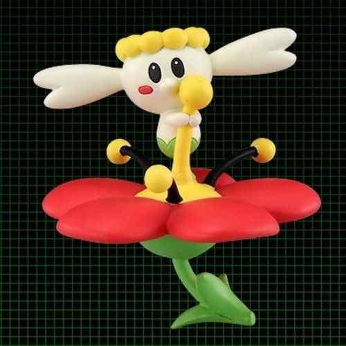Pokemon - Flabebe - Mc-018 Xy - Monster Collection - Takara Tomy