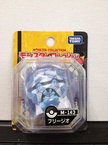 Pokemon - Cryogonal - M-143 - Monster Collection - Takara Tomy