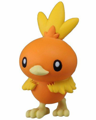 Pokemon - Torchic - Mc-057 Xy - Monster Collection - Takara Tomy
