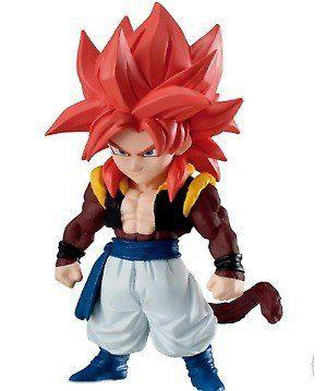 Dragon Ball - Adverge 8 - Super Saiyan 4 Gogeta - Bandai