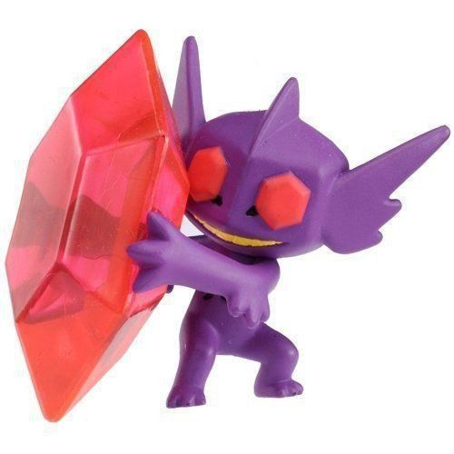 Pokemon - Mega Sableye - Sp-35 - Monster Collection - Takara Tomy