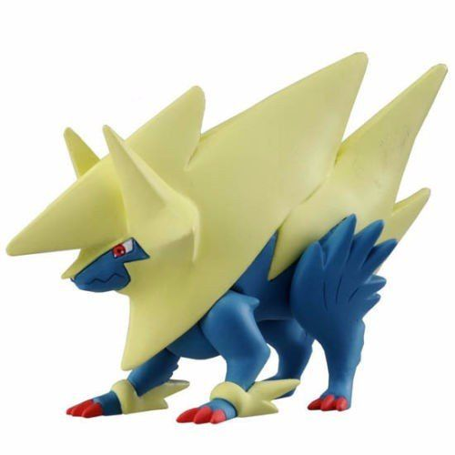 Pokemon - Mega Manectric - Sp-23 - Monster Collection - Takara Tomy