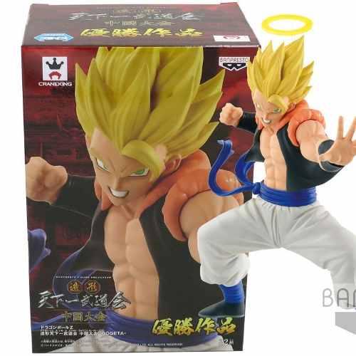 Dragon Ball Z-  Champion  - Super Saiyajin Gogeta - Banpresto