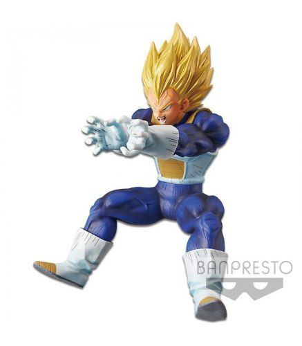 Dragon Ball Z - Super Saiyan Vegeta - Final Flash - Banpresto