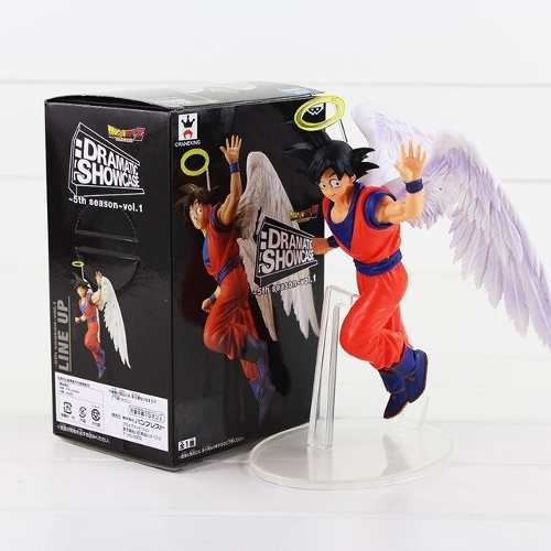 Dragon Ball Z - Goku Anjo - Dramatic Showcase 5th Season Vol.1