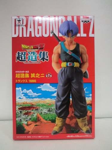 Dragon Ball Z - Trunks -The Figure Cllection - Banpresto