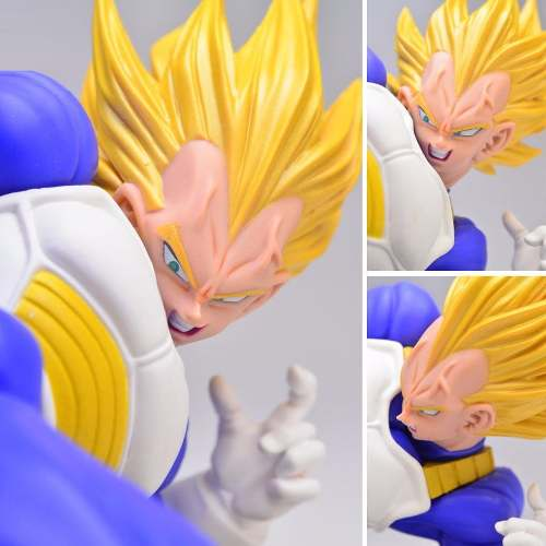 Dragon Ball - Vegeta Super Siyajin - Scultures - Banpresto