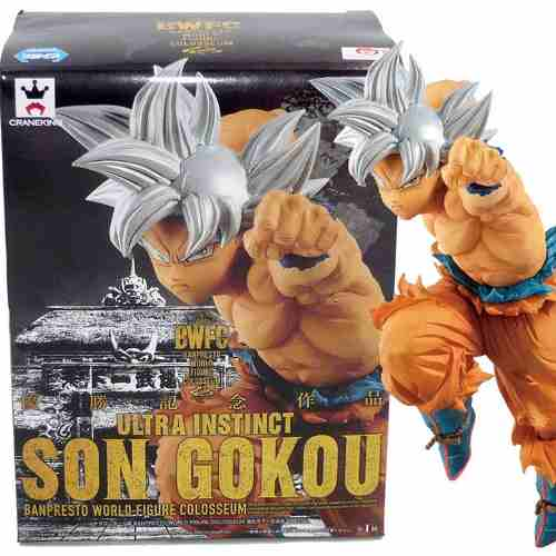 Dragon Ball - Bwfc - Son Goku Instinto Superior - Banpresto