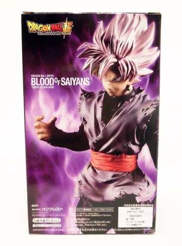 Dragon Ball Super - Goku Black Rose - Blood Of Saiyans