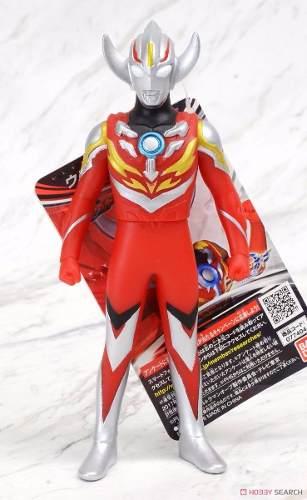 Ultraman - Ultra Hero  - Orb Burnmite N.02 - Bandai