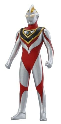 Ultraman - Gaia - Ultra Hero 500 Series N.09 - Bandai