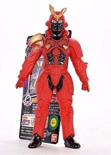 Ultraman - Ultra Monster Orb N.08 - Renki (gurenki) + Cartao Cyber - Bandai
