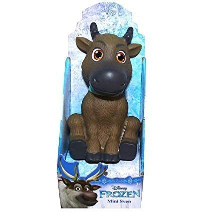 Mini Boneca - Frozen Da Disney - Mini Sven
