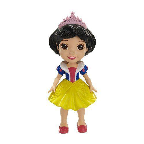 Mini Boneca - Princesas Da Disney - Branca De Neve - Sunny