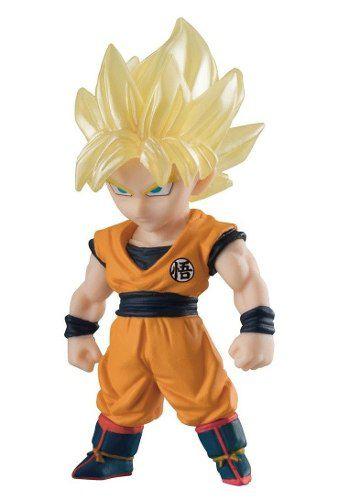 Dragon Ball Adverge SP - Son Goku Super Saiyajin - Bandai